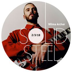 Solid Steel Radio Show 2/3/2018 Hour 2 - Wilma Archer