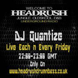 #27 Headrush Radio - Neurofunk Special - Nov 22nd 2014