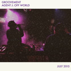 Agent J: Off World {July 2015}