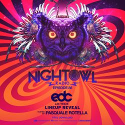 Night Owl Radio 088 ft. EDC Las Vegas 2017 Lineup Reveal