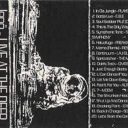 Jeno - Live @ The Deep (side.a) Santa Cruz, CA. Feb '97