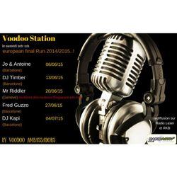 'Voodoo Ambassadors' Radio Mix - Soul, Funk & Rare Grooves