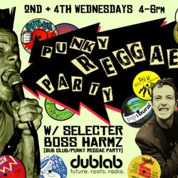 Boss Harmony – Punky Reggae Party (10.26.16)