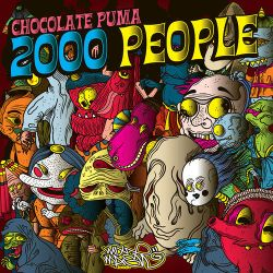 Chocolate Puma 2000 People DJ Mix