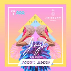 Jayli Presents: Jagged Jungle 20 (The Event Special)