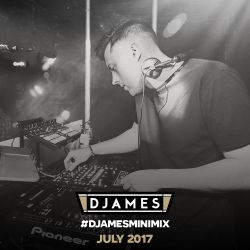 #DJamesMiniMix - July 2017 (Hip Hop, R&B, Dancehall, Afrobeats)