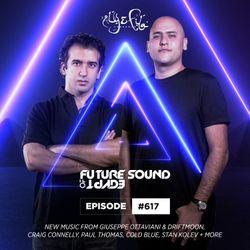 Future Sound of Egypt 617 with Aly & Fila