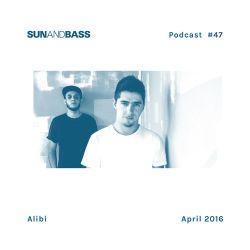 SUNANDBASS Podcast #47 - Alibi