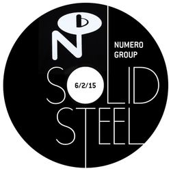 Solid Steel Radio Show 6/2/2015 Part 3 + 4 - Numero Group