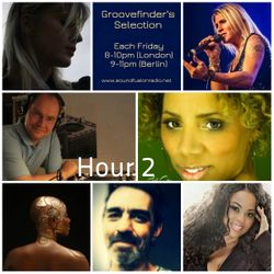 Groovefinder's Selection #16 • Hour 2, Guestmix: Tom Housefroind