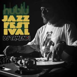 DJ Tamenpi @ Nublu Jazz Festival 2016