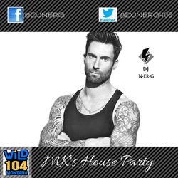WiLD 104 MK's House Party 10/7 Pt2
