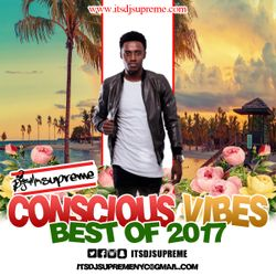 Conscious Vibes Best of 2017
