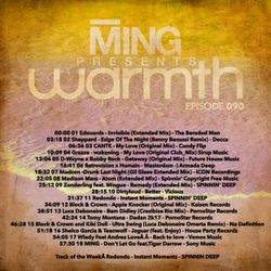 MING Presents Warmth 090