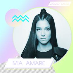 Jagged Jungle THE INTERVIEW - Mia Amare