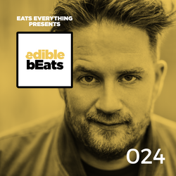 EB024 - edible bEats - Eats Everything live from Electric Castle, Cluj