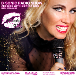 B-SONIC RADIO SHOW #266 by Monika Kiss