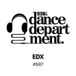 The Best of Dance Department 687 with special guest EDX