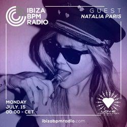 Natalia Paris  Guest Mix - LOVE CONNECTION D' IBIZA RADIO SHOW #2