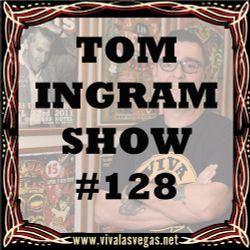 Tom Ingram Show #128 - Recorded LIVE from Rockabilly Radio June 30th 2018