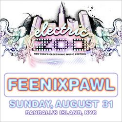 Electric Zoo Countdown Mix - Feenixpawl