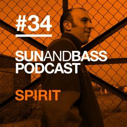 SUNANDBASS Podcast #34 - Spirit