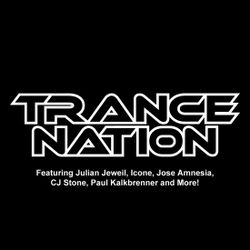John De La Mora - Trance Nation 013. Deep Techno & Progressive House.
