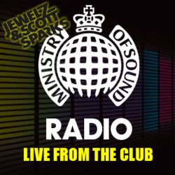 Jewelz & Scott Sparks Live @ Ministry Of Sound Club, London 07.12.2013