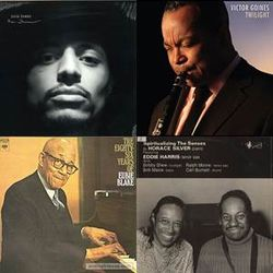 WHYR JAZZ: Gifts & Messages 10/14/2017 Show 292