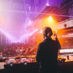 Snowbombing - 05 - Sub Focus featuring MC I.D. (RAM Records, EMI) @ Printworks - London (11.02.2017)