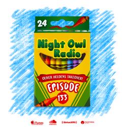 Night Owl Radio 133 ft. Oliver Heldens Takeover