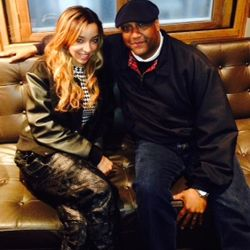 #TheBIGRnBShow - Pull Up! Tinashe Interview 24th Nov 2014