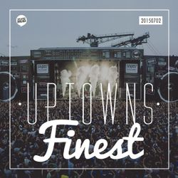 Uptowns Finest #374 // splash! Festival Special 2015