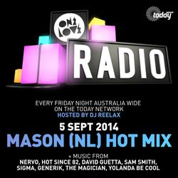 ONELOVE RADIO - 6 SEP 2014 - MASON GUEST MIX