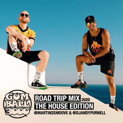 Gumball 3000 Road Trip Mix 2020 (The House Edition)