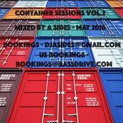 Container Sessions Vol.2 Mixed By A Sides - May 2016