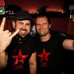 Duffer B2B Finger @ Low Syndicate - Valencia - 22.06.18
