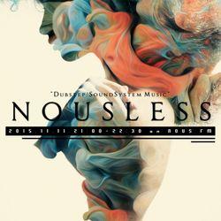 NOUS FM - NOUSLESS - 11TH NOVEMBER 2015