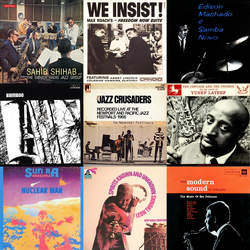 Crate Digging: Jazz Record Stores