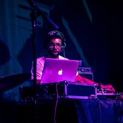 Kaytranada & Goldlink (XL Recordings, HW&W) @ SXSW Film Festival 2015 - Austin, Texas (18.03.2015)