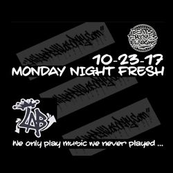 HipHopPhilosophy.com Radio - 10-23-17 - Monday Night Fresh