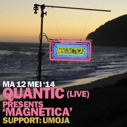 Quantic @NSJ Club Promo mix by Umoja
