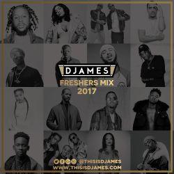 DJames - Freshers Mix 2017
