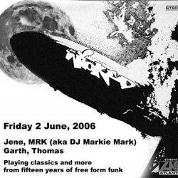 DJ Garth - Cosmic Broadcast for Cool In The Pool