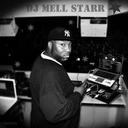 G.B.O.A.T. Pt. 1 Mixed By Dj Mell Starr