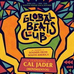 Cal Jader's Global Beats mixtape