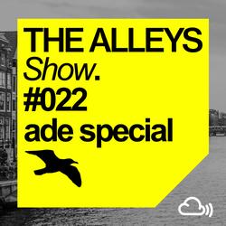 THE ALLEYS Show. #022 James Warren