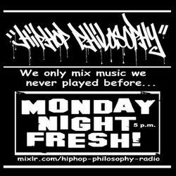 HipHopPhilosophy.com Radio - LIVE - 05-15-17
