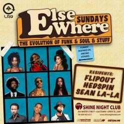 Flipout & Sean La-La Elsewhere Mix
