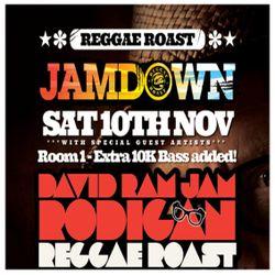 Rodigan @ Reggae Roast. Plan B, Brixton Nov 2012